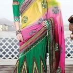 Kritikaa's Summer Saree Collection 2013 For Women 002