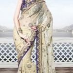 Kritikaa's Summer Saree Collection 2013 For Women 003