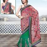 Kritikaa's Summer Saree Collection 2013 For Women 006