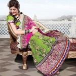 Kritikaa's Summer Saree Collection 2013 For Women 009