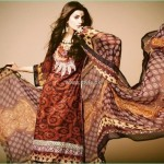 Kuki Concepts Lawn 2013 by Dawood Textile for Women 007