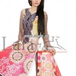 Lala Classical Crinkle Lawn Collection 2013 Volume 3 001