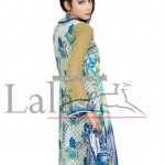 Lala Classical Crinkle Lawn Collection 2013 Volume 3 002