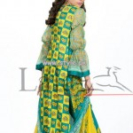 Lala Classical Crinkle Lawn Collection 2013 Volume 3 006