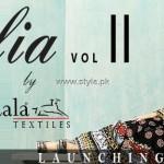 Lala Dahlia Lawn 2013 Volume 2 for Women 002