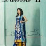 Lala Dahlia Lawn 2013 Volume 2 for Women 005