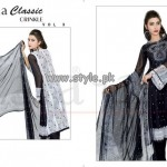 Lala Textiles Crinkle Lawn Collection 2013 Volume 3 009
