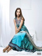 Libas Embroidered Lawn Collection 2013 by Shariq Textiles 006