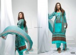 Libas Embroidered Lawn Collection 2013 by Shariq Textiles 009