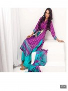Libas Embroidered Lawn Collection 2013 by Shariq Textiles 011