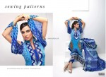 Libas Embroidered Lawn Collection 2013 by Shariq Textiles 012