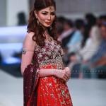 Madiha Noman Bridal Collection at BCW 2013 003