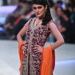 Madiha Noman Bridal Collection at BCW 2013 004