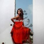 Mahwash Babar Latest Summer Collection 2013 001