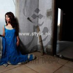 Mahwash Babar Party Wear Collection 2013 For Summer 003