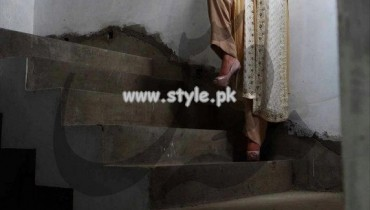 Mahwash Babar Party Wear Collection 2013 For Summer 005