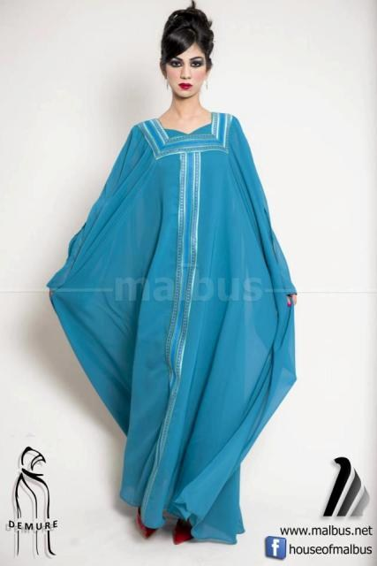 Malbus Abaya Collection 2013 For Women 004