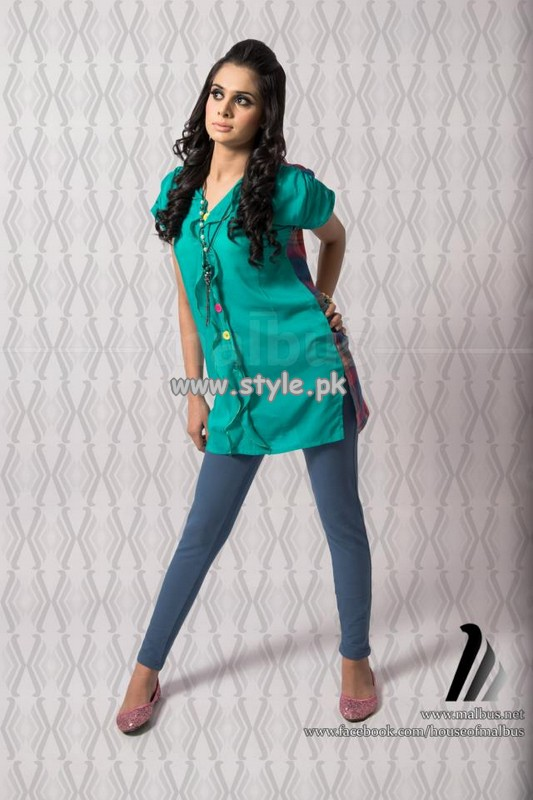 Malbus Summer Tunic Collection 2013 For Women 007