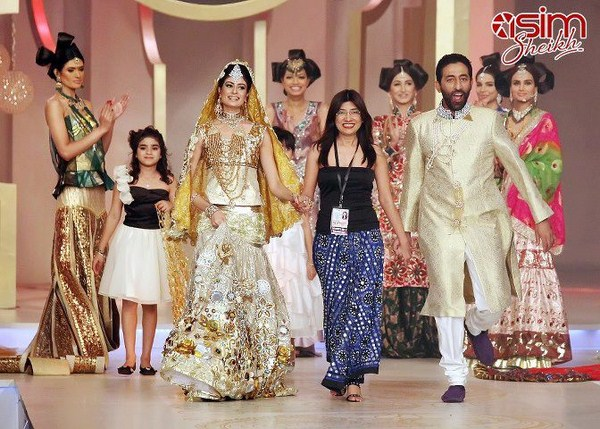 Nadya Mistry Collection At Pantene Bridal Couture Week 2013  0010