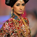 Nadya Mistry Collection At Pantene Bridal Couture Week 2013  002