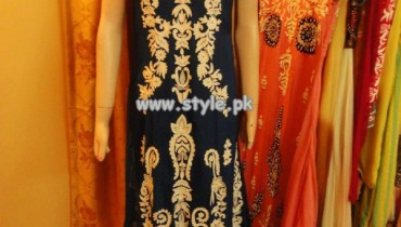 Nadya Visage Party Wear Collection 2013 For Women 001