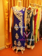 Nadya Visage Party Wear Collection 2013 For Women 002