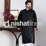 Naqsh By Nishat Linen Summer Collection 2013 For Men 0011