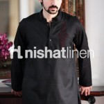 Naqsh By Nishat Linen Summer Collection 2013 For Men 0014