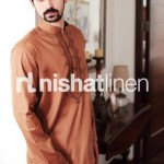 Naqsh By Nishat Linen Summer Collection 2013 For Men 0022