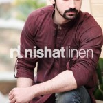 Naqsh By Nishat Linen Summer Collection 2013 For Men 0023