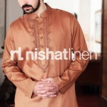 Naqsh By Nishat Linen Summer Collection 2013 For Men 0025