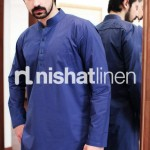 Naqsh By Nishat Linen Summer Collection 2013 For Men 0027