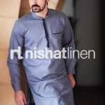 Naqsh By Nishat Linen Summer Collection 2013 For Men 004