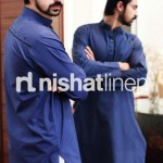 Naqsh By Nishat Linen Summer Collection 2013 For Men 006
