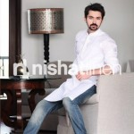 Naqsh By Nishat Linen Summer Collection 2013 For Men 009