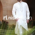Naqsh By Nishat Linen Summer Collection 2013 For Men 020