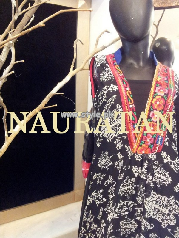 Nauratan Spring Collection For Girls 2013 010