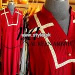 Naureen Arbab Summer Casual Dresses 2013 005