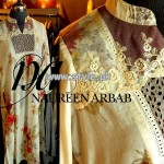 Naureen Arbab Summer Casual Dresses 2013 006