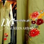 Naureen Arbab Summer Casual Dresses 2013 008