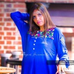 Nazish Hussain Casual Wear Dresses 2013 for Girls 003