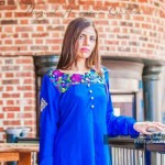 Nazish Hussain Casual Wear Dresses 2013 for Girls 012