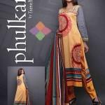 Phulkari by Taana Baana Summer Collection 2013 for Women 006