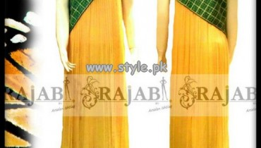 Rajab by Arsalan Ishtiaq Spring Summer Outfits For Girls 2013 005