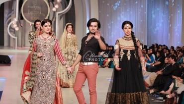 Saim Ali Bridal Collection 2013 at Bridal Couture Week