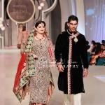 Saim Ali Bridal Collection 2013 at Bridal Couture Week 012