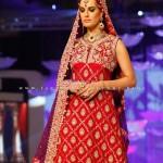 Sana Abbas Bridal Collection at BCW 2013 002