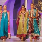 Sana Abbas Bridal Collection at BCW 2013 005