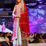 Sana Abbas Bridal Collection at BCW 2013 007