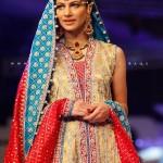 Sana Abbas Bridal Collection at BCW 2013 009